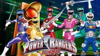 Power Rangers Turbo - Sigla (2) + Link Episodi