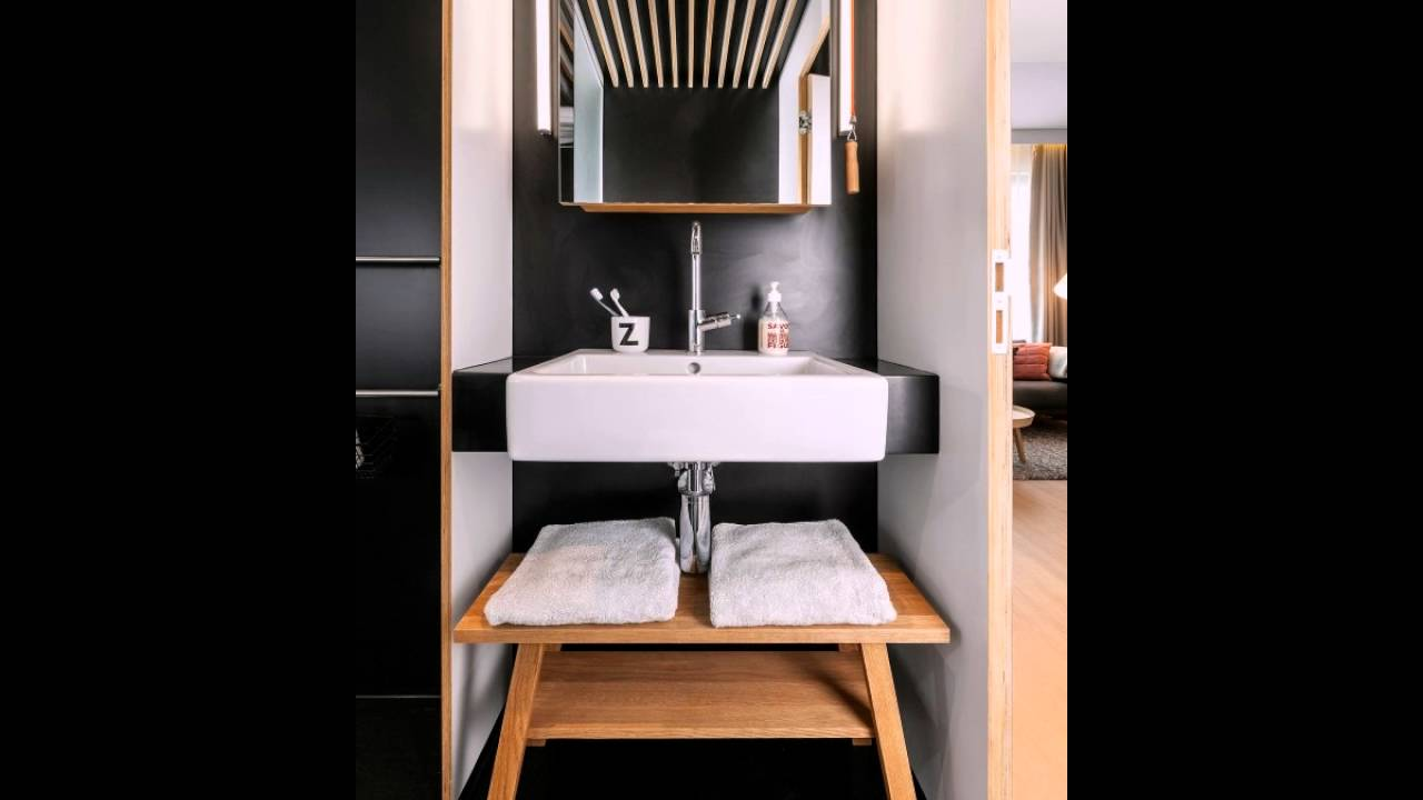 Kühle Kleine Badezimmer Design