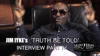 Truth be Told Interview - Jim Iyke PART 4 - On Breakup with eX - TB Joshua Deliverance