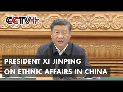 Xi stresses consolidating sense of community for Chinese nation...