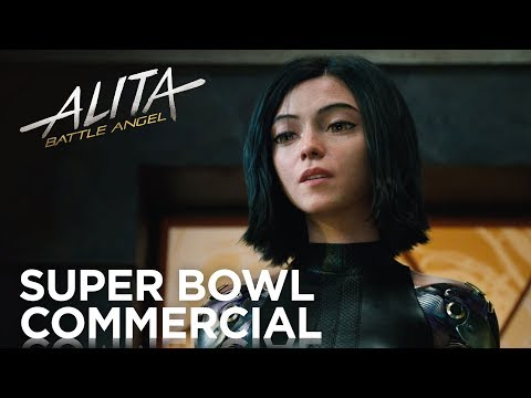 Alita: Battle Angel   #SBLIII Commercial   20th Century FOX