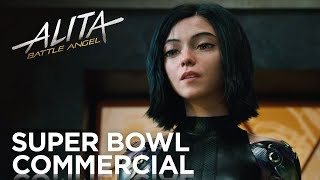 Alita: Battle Angel | #SBLIII Commercial | 20th Century Fox