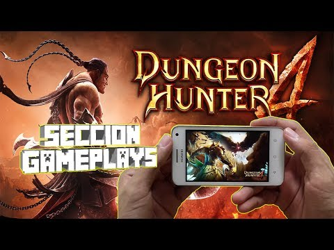 Dungeon Hunter 4 | SECCION GAMEPLAYS