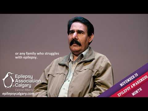 Javed - Epilepsy Association of Calgary Central Alberta