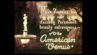 American Venus:  Trailer with Louise Brooks (1926)