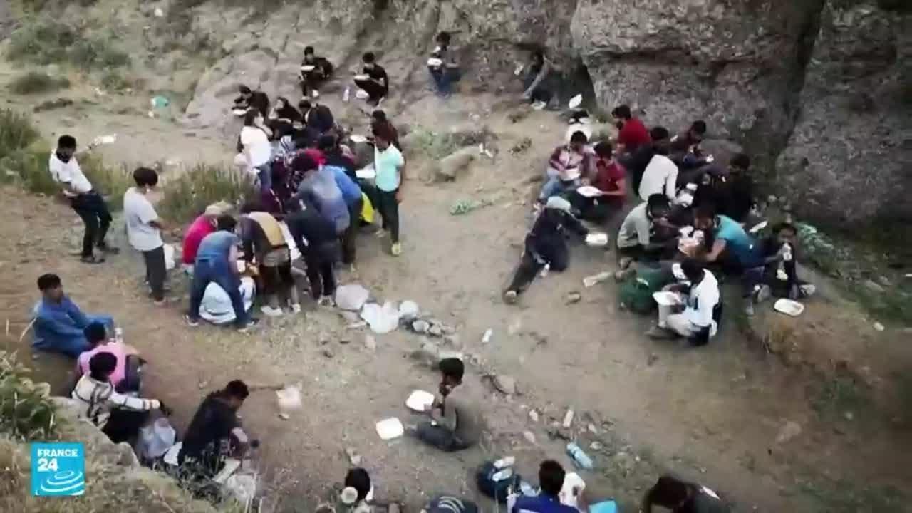 تركيا تبني جدارا على حدودها مع إيران لمنع تدفق أعداد متزايدة من المهاجرين الأفغان  - 12:56-2021 / 7 / 29
