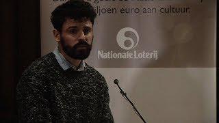 """A. Burgard - Laureaat van de """"Prijs van de Stichting Auschwitz – Jacques Rozenberg"""" - 2018-10"""