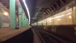 Abandoned Canal Street Station