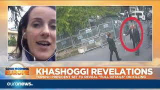 #GME |  Erdogan is due to reveal what he knows about the Khashoggi murder investigation