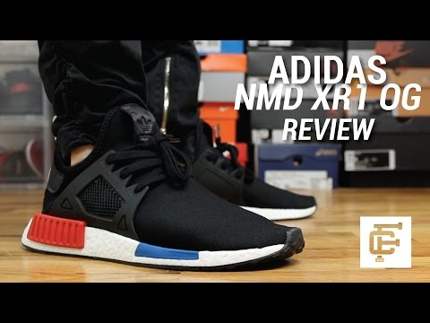 Adidas Nmd Xr1 Og Review Youtube