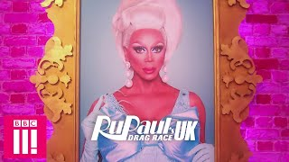 First Look At The Werk Room: RuPaul's Drag Race UK