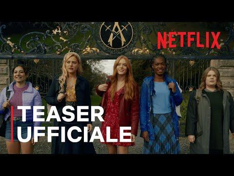 Fate: The Winx Saga | Teaser e data d'uscita | Netflix