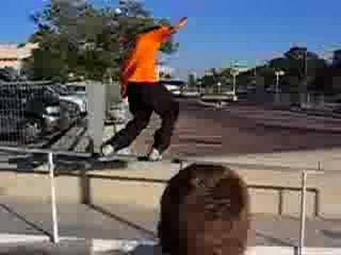 Bs Farfegnugen Youtube Do an acid grind on rollerblades how to: youtube