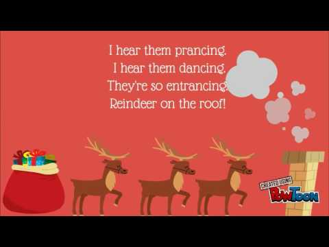 1. Reindeer on the Roof, 4th Grade