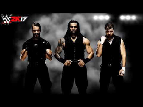 #LR WWE 2k17 The Shield Theme Song...