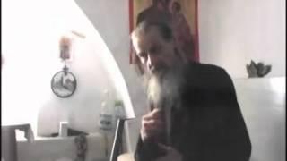 Отец Иона,беседа со Старцем