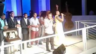 Spenzii and Mereani Mesani - Just give me a reason (22 May 2016 performance)