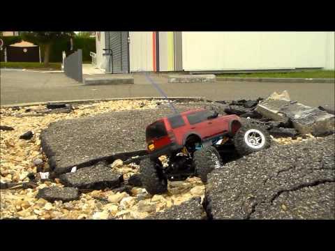 LRP Urban Crawler  HD 1080p