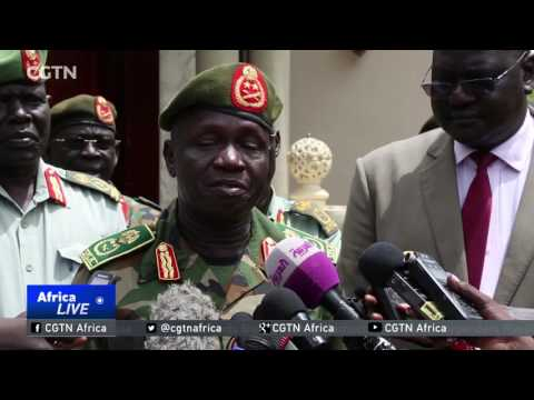 South Sudan Military Reshuffle: army chief pledges to help implement peace agreement