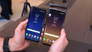 Samsung Galaxy S8 & S8+ : Meine Meinung & Ersteindruck (Deutsch) | SwagTab