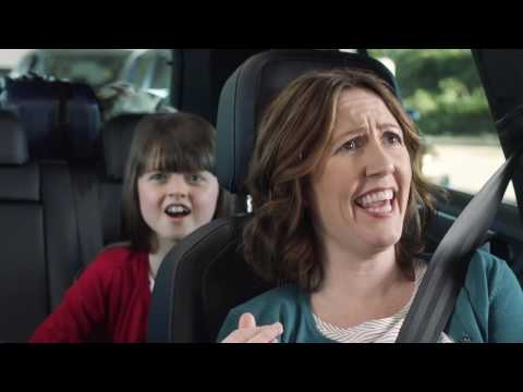 Volkswagen Tiguan Advert  Car Karaoke
