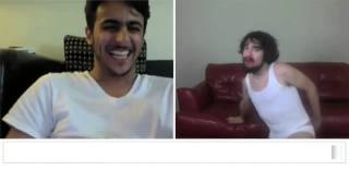 Miley Cyrus   Wrecking Ball Chatroulette Version   YouTube