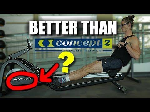 Best Rower: Is The Matrix BETTER Than Concept 2?