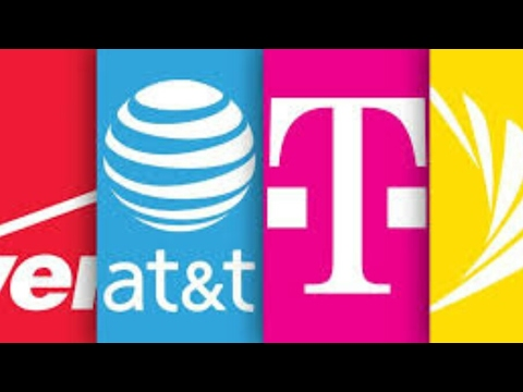 T-mobile, Sprint, verizon, at&t  ( dish network spectrum news wow )