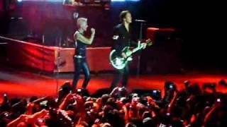 Roxette en vivo Luna Park - 4 de abril de 2011 - THE LOOK - Argentina