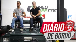 SEU CARRO NA AUTO SUPER? (By SKF) Problemas Sérios PUG 306 e PASSAT | DIÁRIO DE BORDO #03