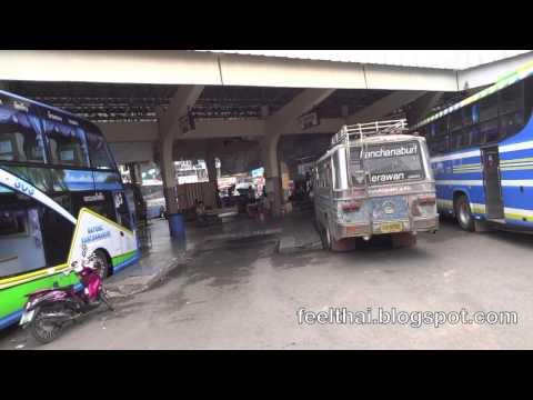 รถกาญจนบุรี   สุพรรณบุรี ไปอู่ทอง