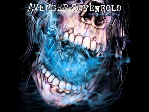 Avenged Sevenfold Nightmare Drum Track
