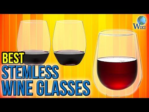 10 Best Stemless Wine Glasses 2017
