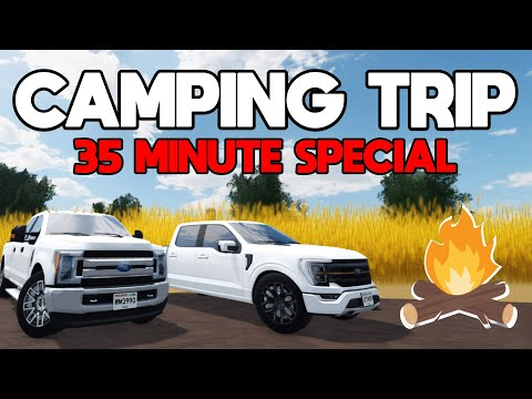 HUGE CAMPING TRIP IN GREENVILLE WISCONSIN | Greenville Wisconsin Roblox
