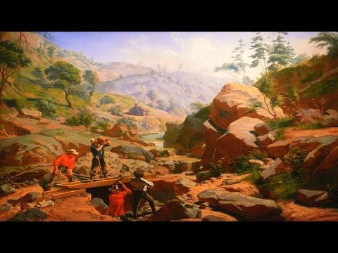 Epic Wild Western Music - Gold Rush