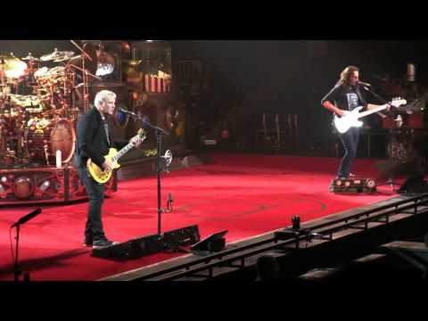 Rush Clockwork Angels Tour-