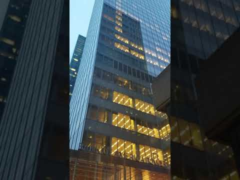 NYC Bank of America building