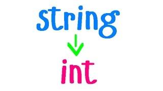 Уроки по С++. Урок 45. Перевод строки в число