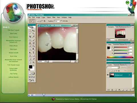 Cara Membuat Gigi Taring Tutorial Photoshop Bahasa Indonesia Youtube