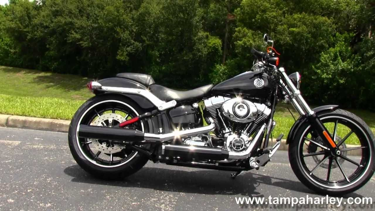 Harley Davidson Softail Breakout For Sale