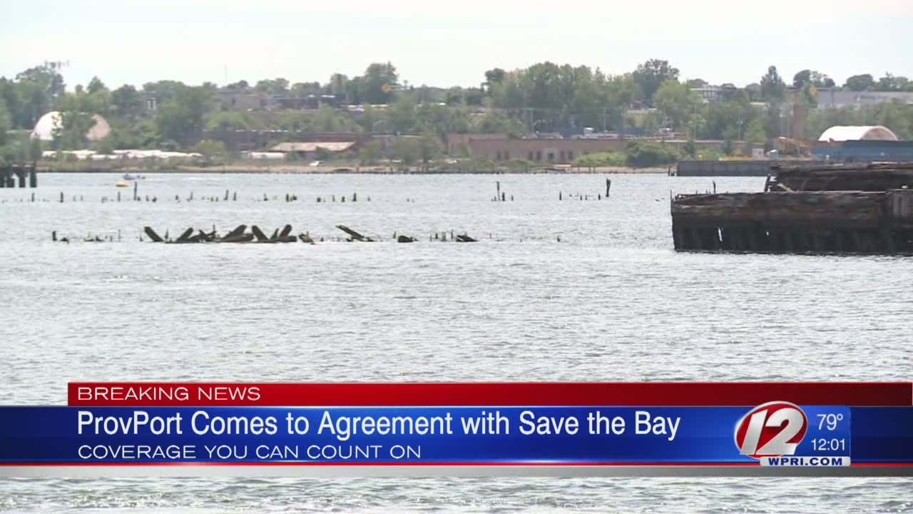 Provport Comes To Agreement With Save The Bay Youtube