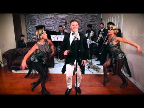 Thong Song - Vintage Louis Prima - Style Sisqo Cover ft. Blake Lewis