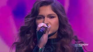 Bella Paige Performs New Single 'Changing'   The Voice Australia 2018