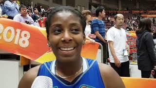 Mondiali Femminili 2018: le parole di Miriam Sylla dopo il match vinto contro il Giappone