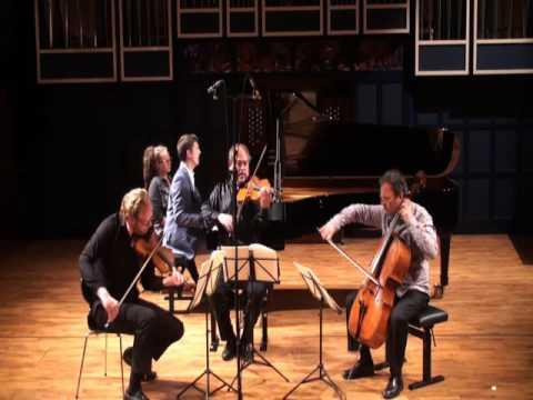 Brahms Op.26 Finghin Collins,Michael Gurevich,Michel Camille,Richard Lester