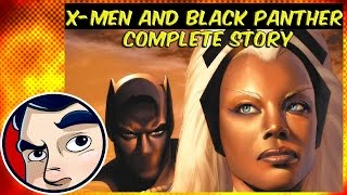 X-Men and Black Panther