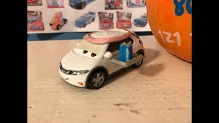 Disney Cars Mike Fuse Review