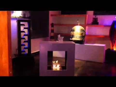 biocamini camini elettrici ad acqua youtube