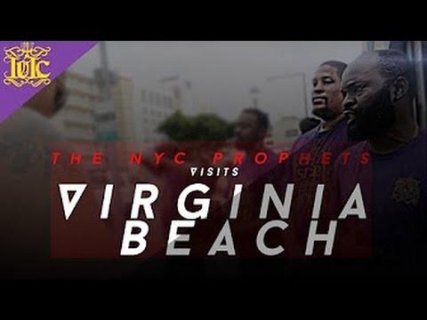 The Israelites: NYC PROPHETS VISIT VIRGINIA BEACH