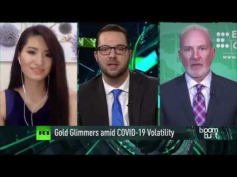 Gold Glimmers amid COVID-19 Volatility